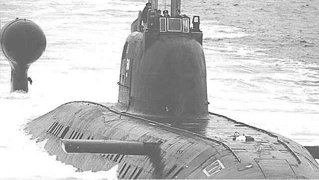лодки проекта 671ртм